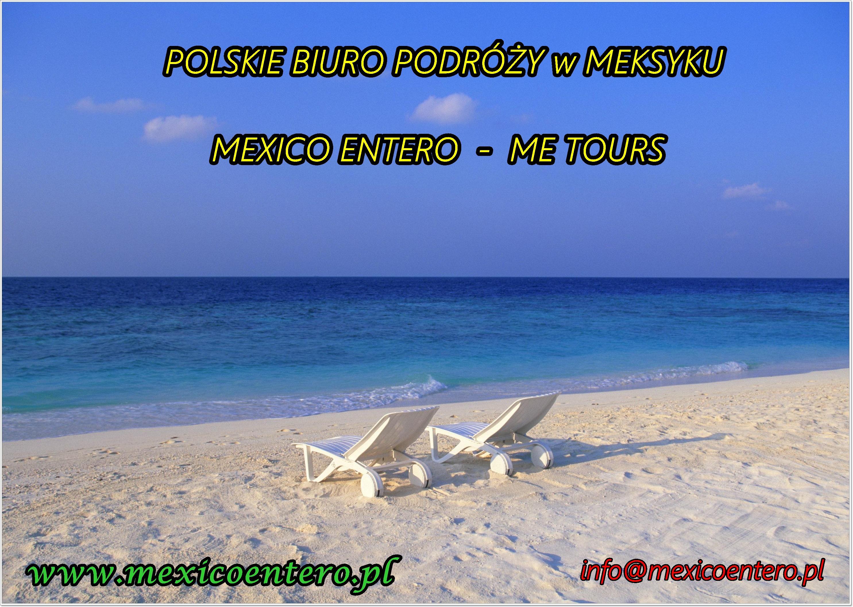 Polskie Biuro Podróży w Meksyku, Cancun i Playa del Carmen