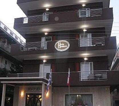Grecja Sylwester 2016 Hotel Honorata