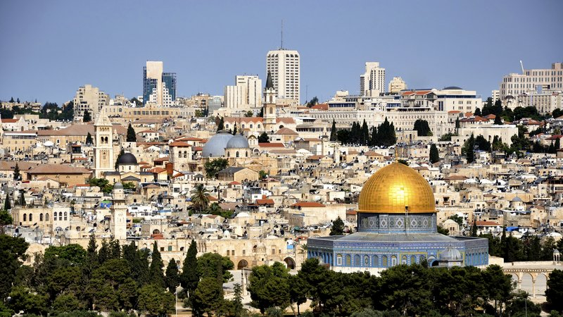 WYCIECZKA DO IZRAELA