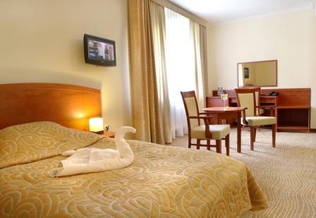 Złota jesień w Hotelu Beata***