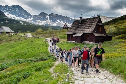 Wycieczki z przewodnikiem tatrzańskim