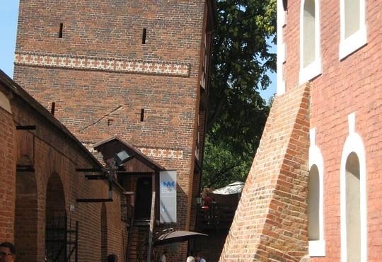 Krzywa wieża w… Toruniu