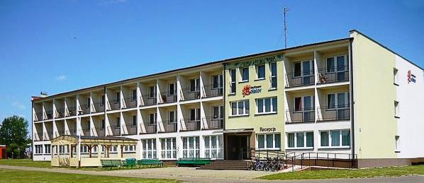 Zielona Szkoła nad morzem w słonecznych Sianożętach