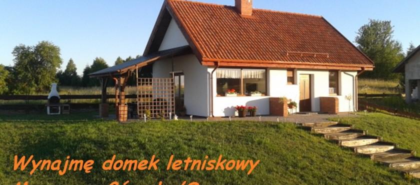 Wynajmę dom letniskowy nad jeziorem Mazury – Góra-Nowe Guty