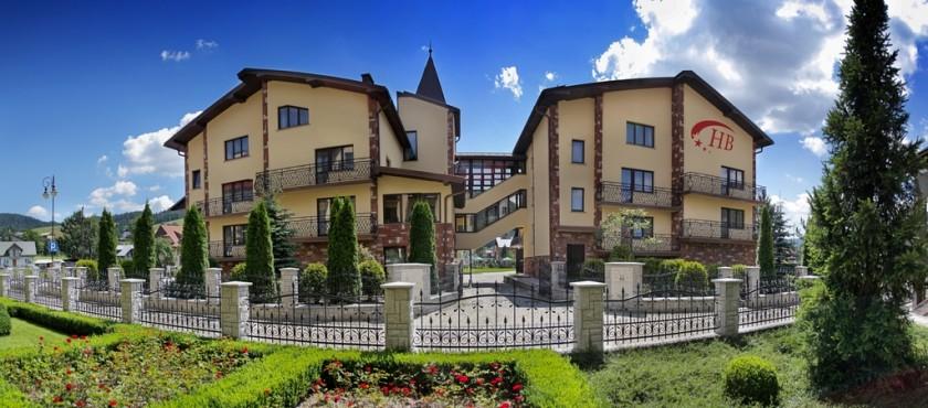 Wakacje 2016 w Hotelu Beata*** w Muszynie