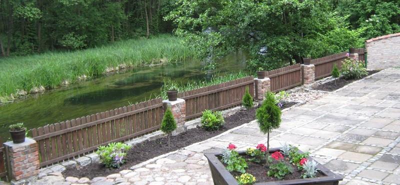 Noclegi – Agroturystyka – Dom nad wodospadem