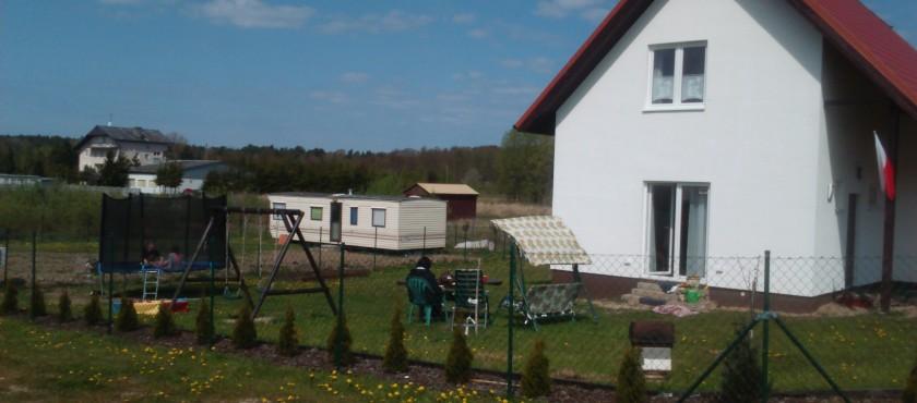 Dom dla rodziny w Pogorzelicy