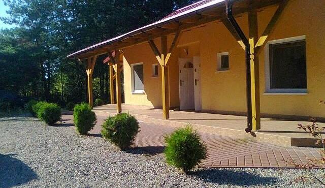domki białachowo -prywatna plaza,las,jezioro