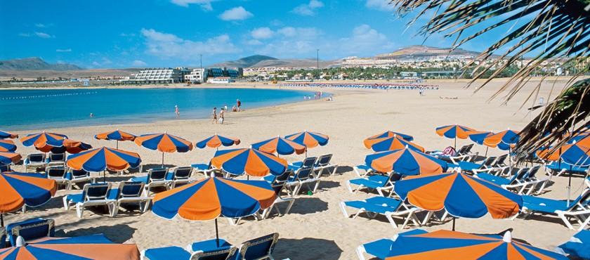 Słoneczna przystań nad Atlantykiem- rajska Fuerteventura!