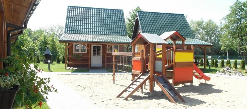 Nowe, komfortowe domki letniskowe nad morzem, Wicie k. Darłowa, idealna spokojna miejscowość dla rodzin
