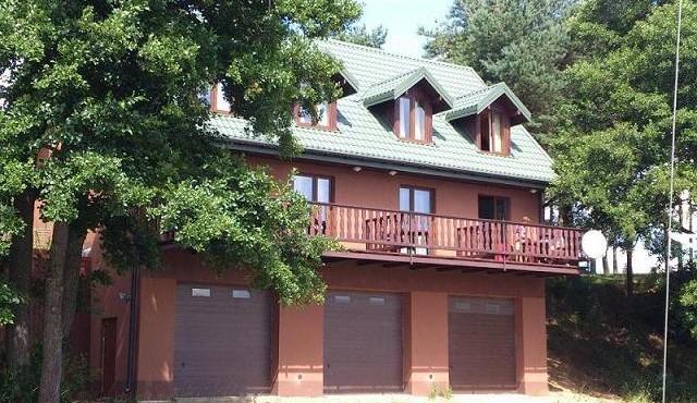 Apartament z tarasem nad jeziorem, Kaszuby, Wdzydze – wynajem na sezon