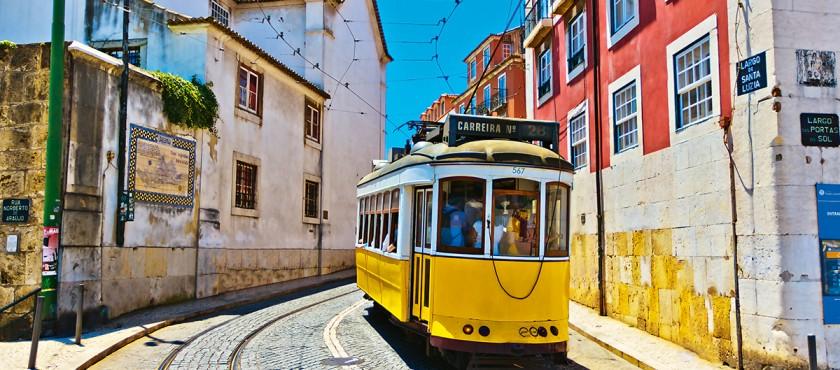 Odlotowa Lizbona na długi weekend!