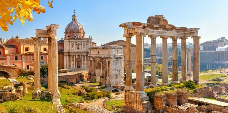 Wielkanoc w Rzymie!