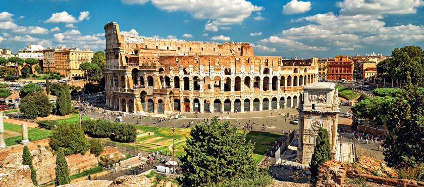 Zwiedzaj i wypoczywaj! Rzym + wypoczynek nad morzem!
