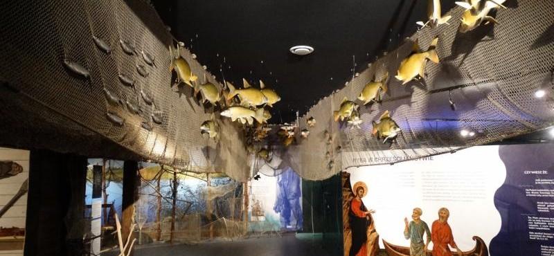 Interaktywne Muzeum Rybactwa