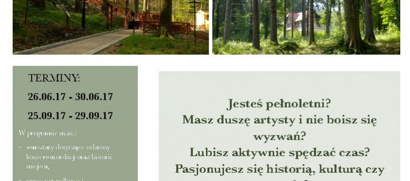Darmowy 5 – dniowy obóz w Górach Opawskich