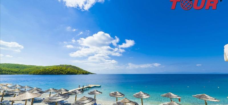 Skopelos- wyspa skarbów w Grecji znana z Mamma Mia!