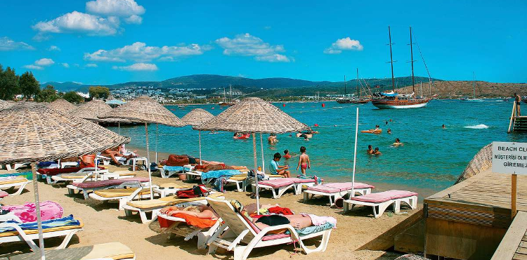 Wakacje w tureckim Saint Tropez- Bodrum all inclusive!