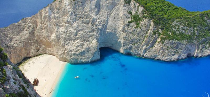 Zakynthos- wyspa kolorów, smaków i żółwi!