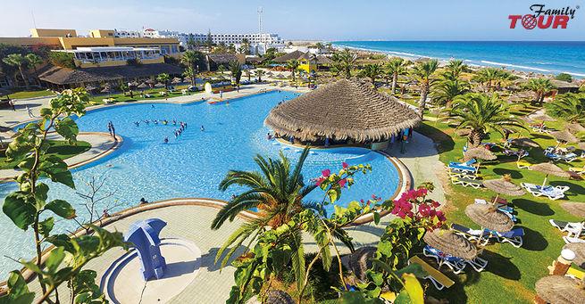 Relaks na piaszczystych plażach w Tunezji!
