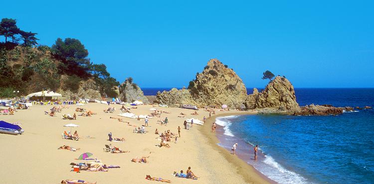 Siesta i fiesta! Wakacje w Hiszpanii Costa Brava!