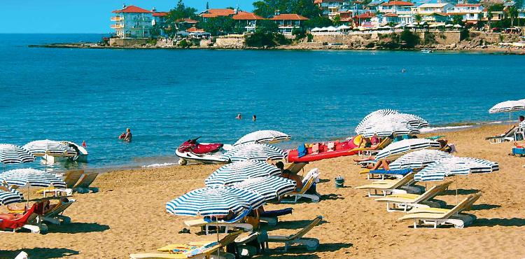 Riwiera Turecka- wakacje all inclusive w najlepszym wydaniu!
