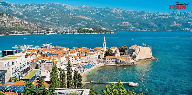 Przyjedź tu, zanim pojawią się tłumy! Czarnogóra lato 2018!