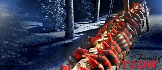 Rovaniemi – odwiedź wioskę Św. Mikołaja!