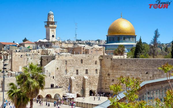 Noworoczny wyjazd do Izraela w super cenie!