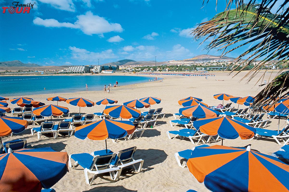 Poświąteczny relaks na piaszczystych plażach Fuerteventury!