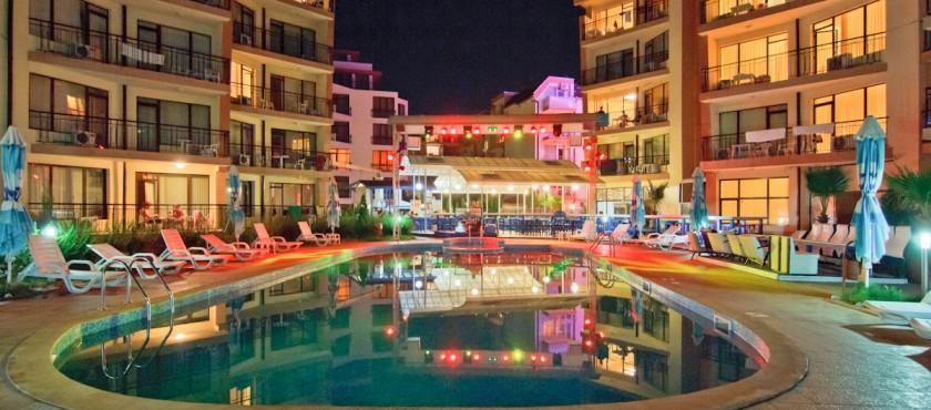 Obóz/bułgaria/hotel Sea Grace Party Time