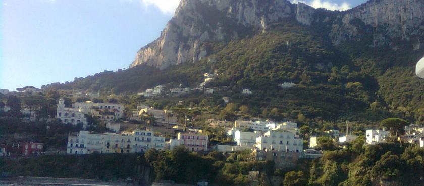 Wycieczka objazdowa Odlotowy Neapol I Capri