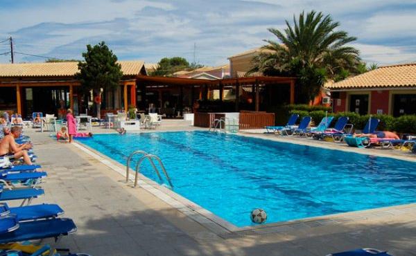 Summertime Village – Grecja – Korfu – Geotour