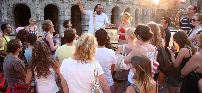 Włochy – Rzym – Indywidualny Kurs J. Włoskiego – Wiek: 16+ – GEOTOUR