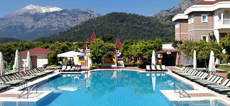 Turcja – Kemer – Garden Resort Bergamot – Geotour