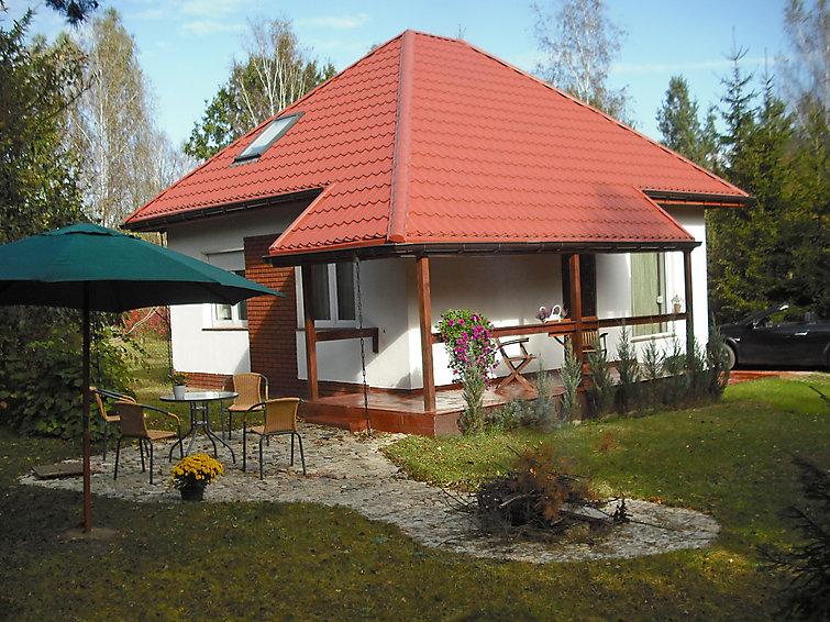 """Dom """"ranczo"""" Polska / MAZOWSZE / Popielżyn-Zawady – Geotour"""
