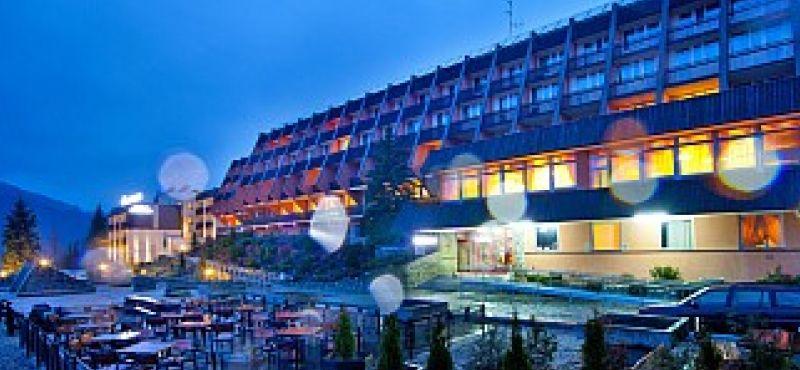 Sanatorium Budowlani / Polska / PIENINY / Szczawnica / Geotour