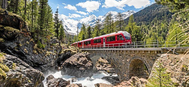 Szwajcaria – Ogromne Piękno w Miniaturze – Geotour
