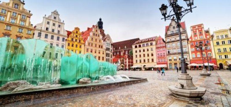 Wroclaw – City Break Polska / Dolny Śląsk / Wrocław / Geotour