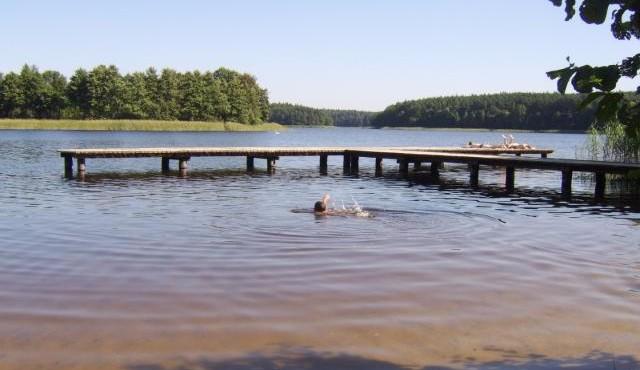 BORY TUCHOLSKIE – jeziora – tanie noclegi na Kociewiu