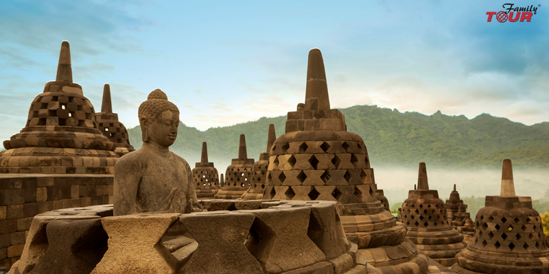 Zwiedzaj i wypoczywaj! Śnij na Jawie, tańcz na Bali!