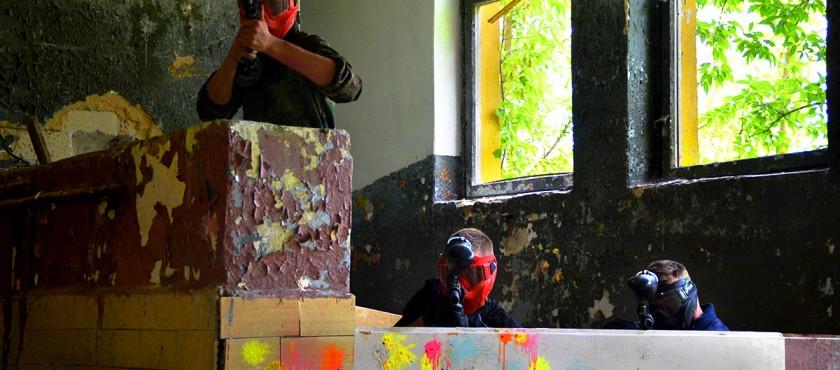 Obóz Paintballowo/Quadowy na Mazurach 2018 – ViaCamp.pl | kolonie i obozy