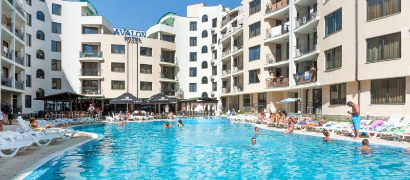 Apartament Bułgaria – Słoneczny Brzeg