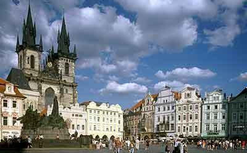 Czechy – Praga – Złote Miasto – Biuro Podróży Geotour