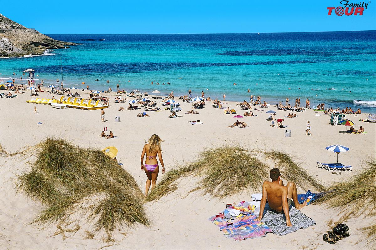 Słoneczna pogoda, palma i plaża- Majorka all inclusive!