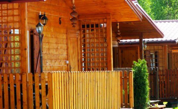 Domki na wakacje w miejscowości Sielpia Wielka
