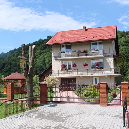 Willa u Danusi – Noclegi w Bieszczadach