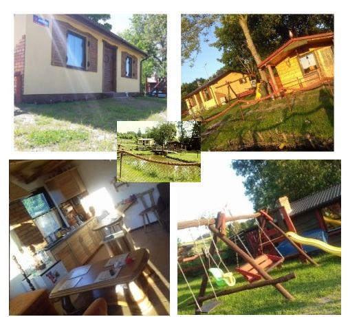 Domek okolice Łeby