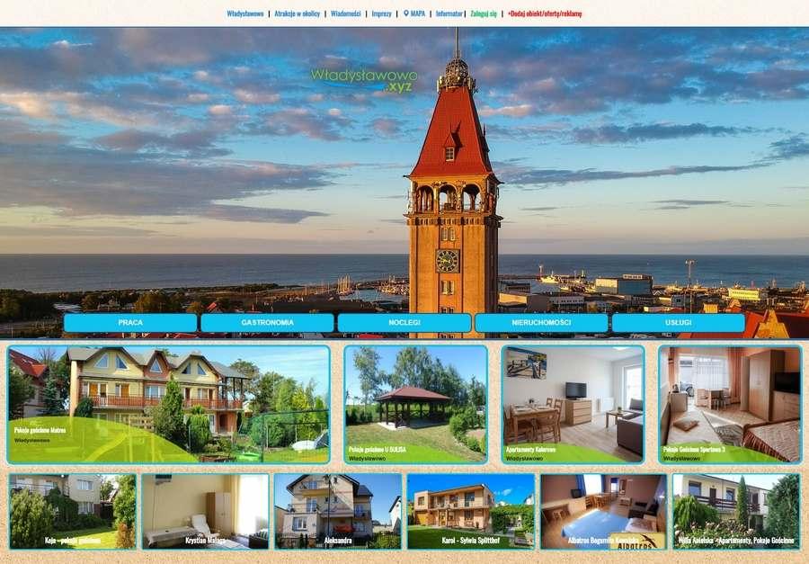 Władysławowo – Wakacje nad Morzem, pokoje gościnne, apartamenty