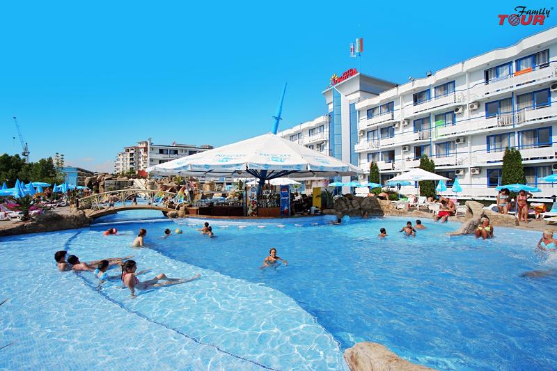 Słoneczna Bułgaria all inclusive -hotel Kotva 4* Aquapark !